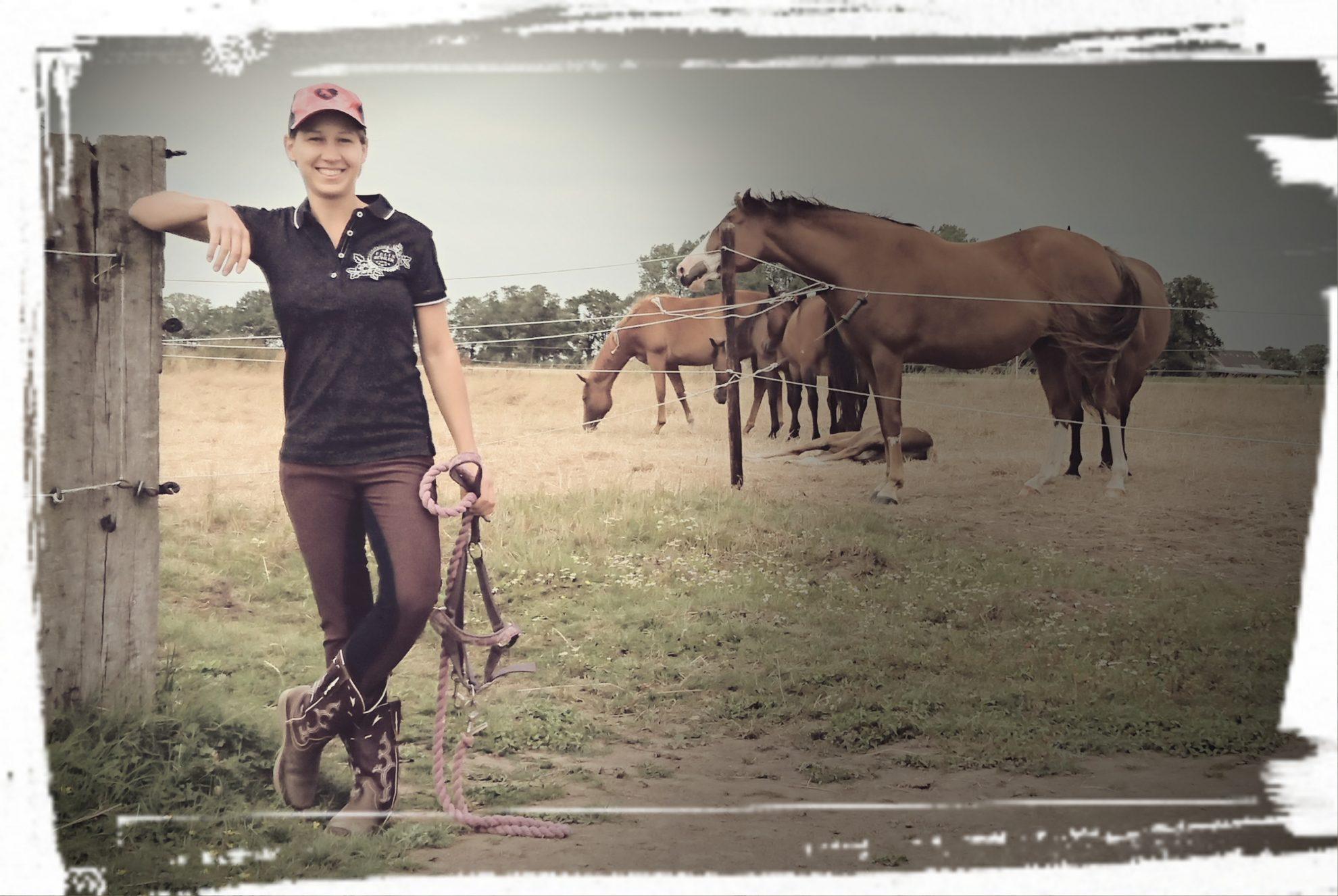 Pferdetraining Nadja Kneidinger